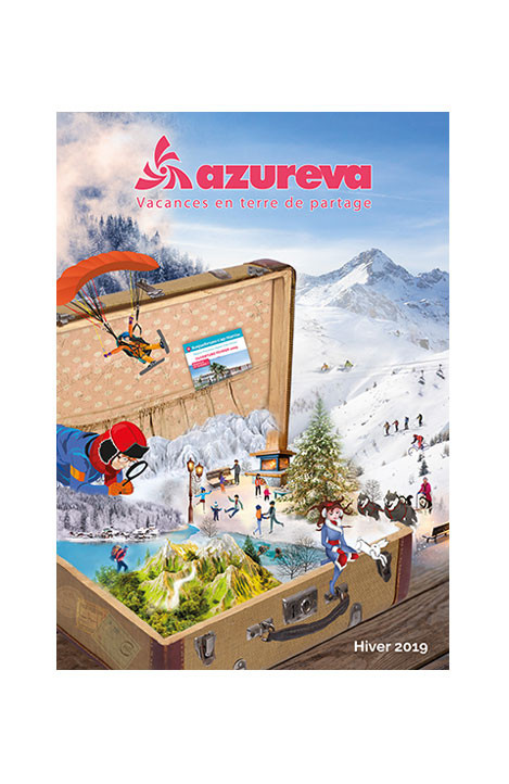 catalogue hiver 2019 azureva